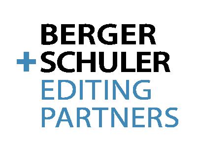 Berger+Schuler Editing Partners